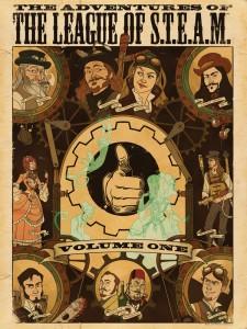 League of STEAM Season One DVD