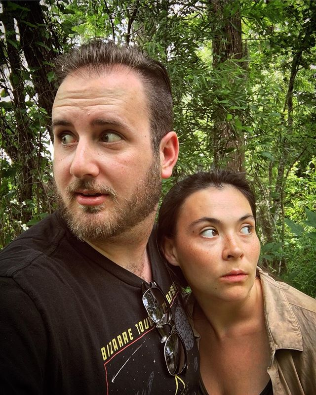 Baron and Katherine are deep in the Louisiana bayou, investigating reports of the Honey Island Swamp Monster!  Nothing spotted yet, but there have been some mysterious smells... #leagueofsteam #cryptozoology #monster