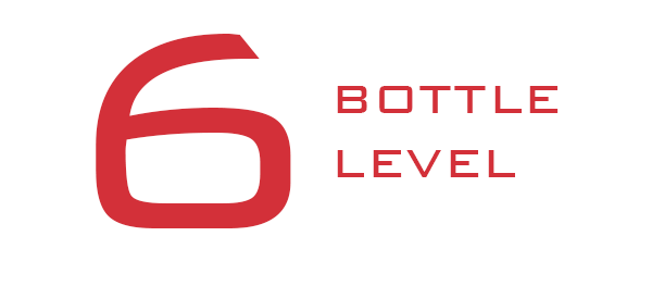 6 BOTTLE LEVEL