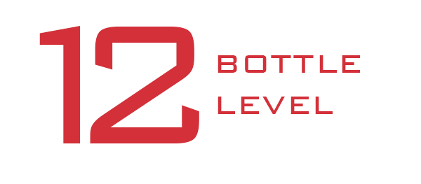 12 BOTTLE LEVEL