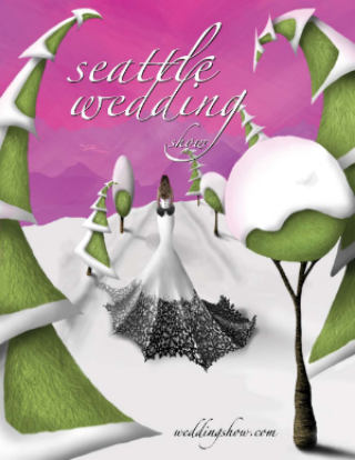 Seattle Wedding Show Magazine 2015