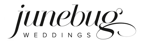 Junebug Weddings Blog Feature