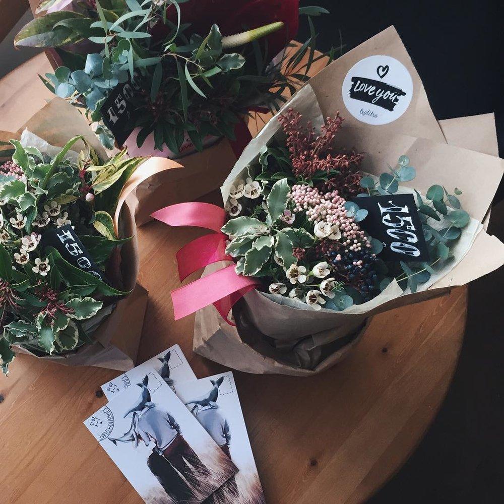 Букеты и цветочное оформление —  с Теплицей