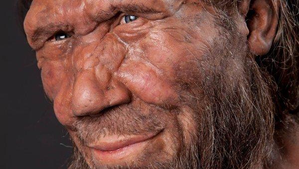 Неандерталец еще ничего не знает, а он уже все.