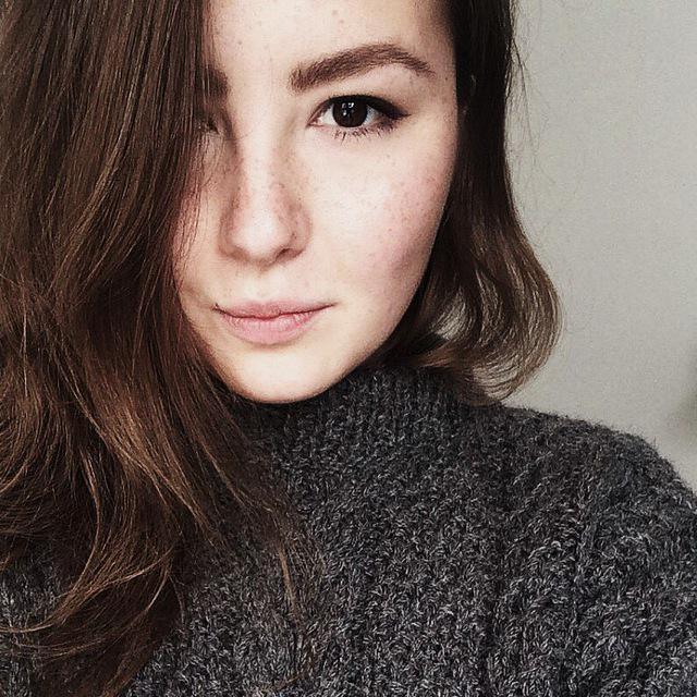 Нелли Елагина - изучает ледники