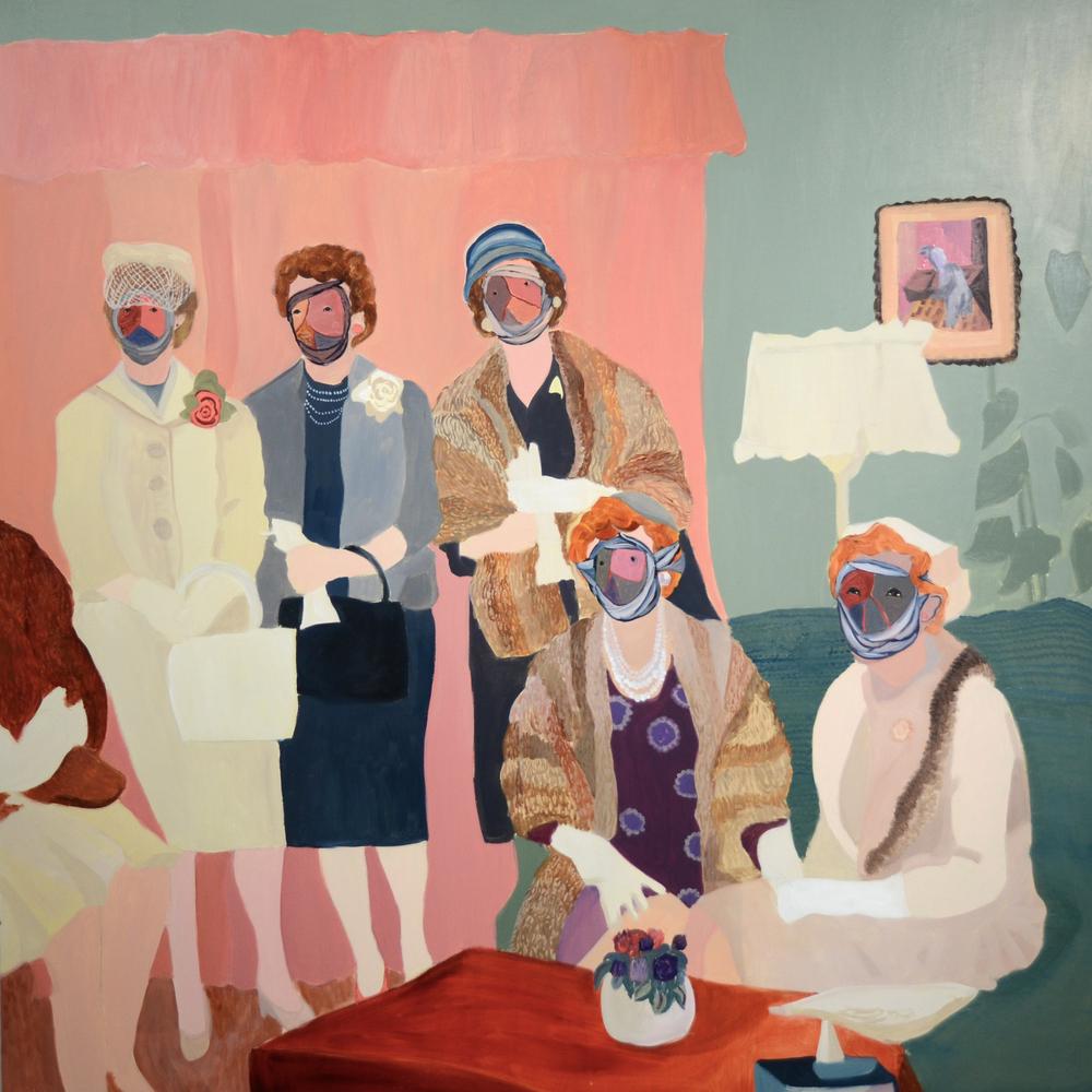 Mad Women-ish by Anna Valdez