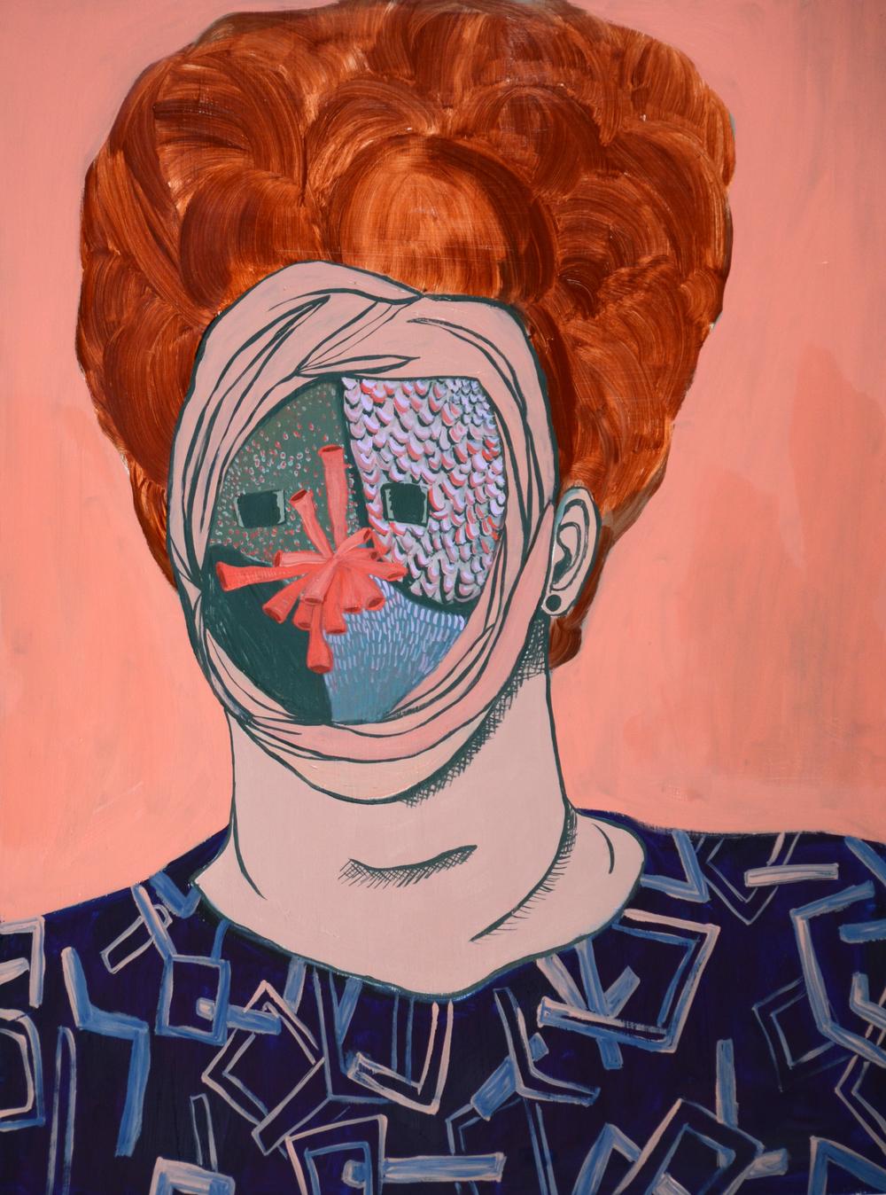 Doris by Anna Valdez