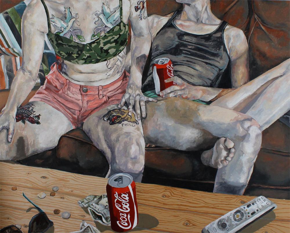Thursday Night by Sam Kardos