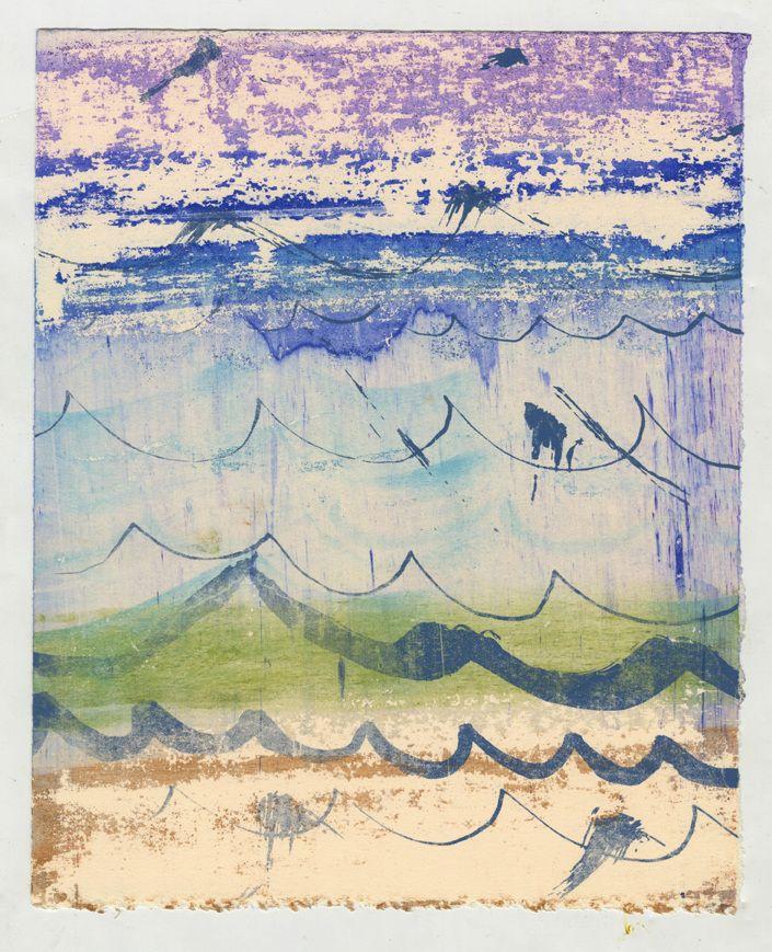 Waves by Brooke Inman