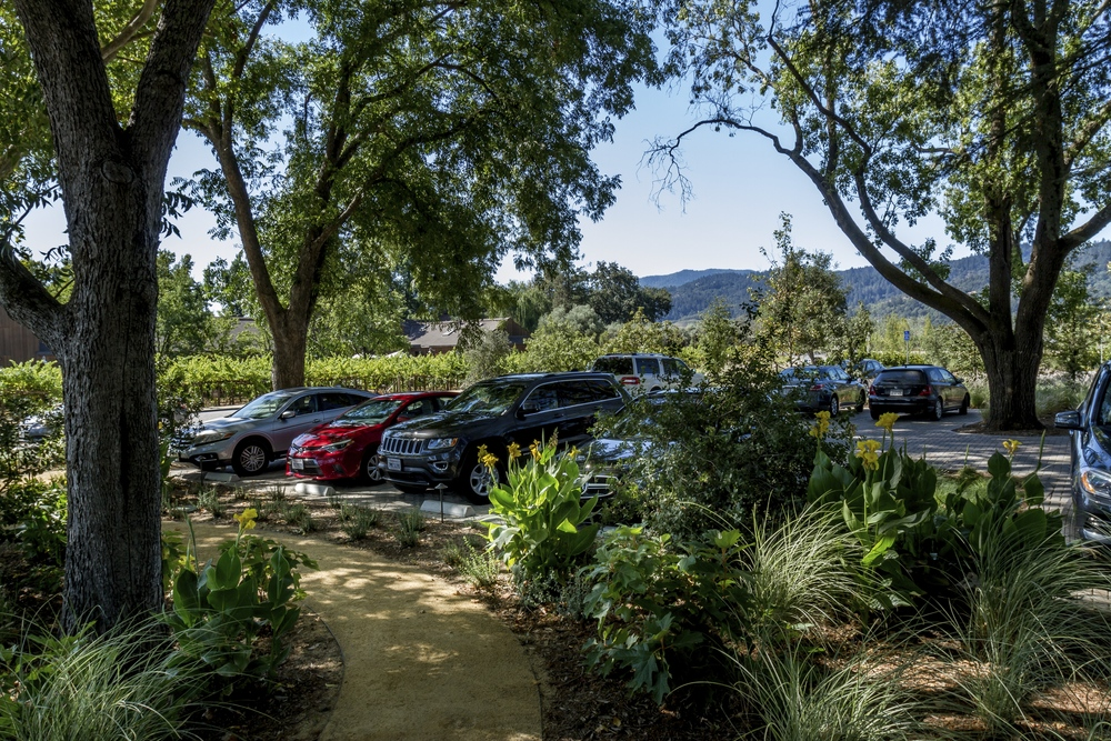 Cakebread Winery, Napa Valley