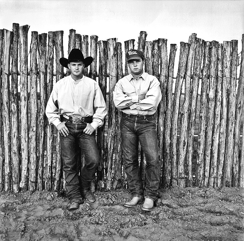 71-Cowboys at fence-3.jpg