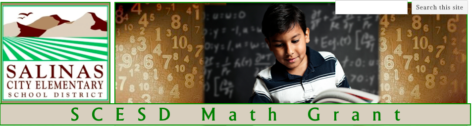 Click here for the Math Grant Link