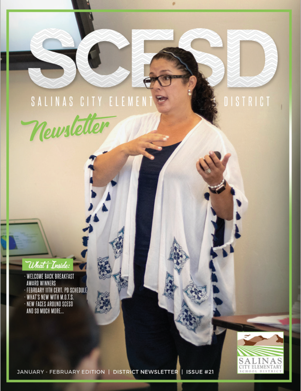 February 2019 NEWSLETTER -  CLICK FOR MAGAZINE VIEW