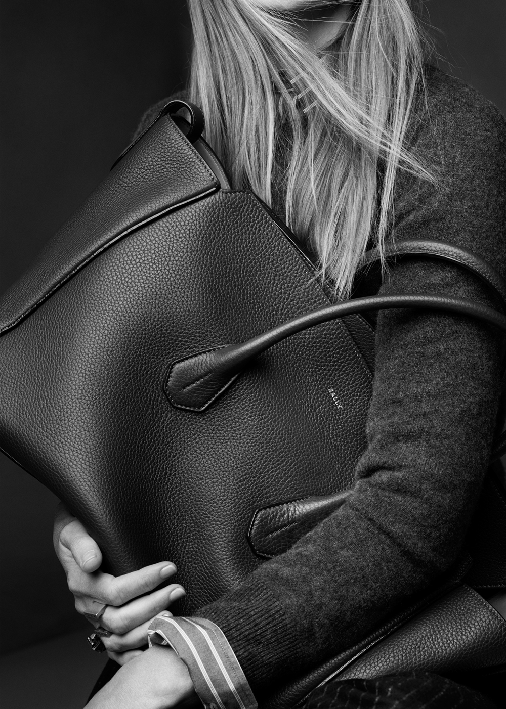 Bally Fall Winter 2014 campaign.