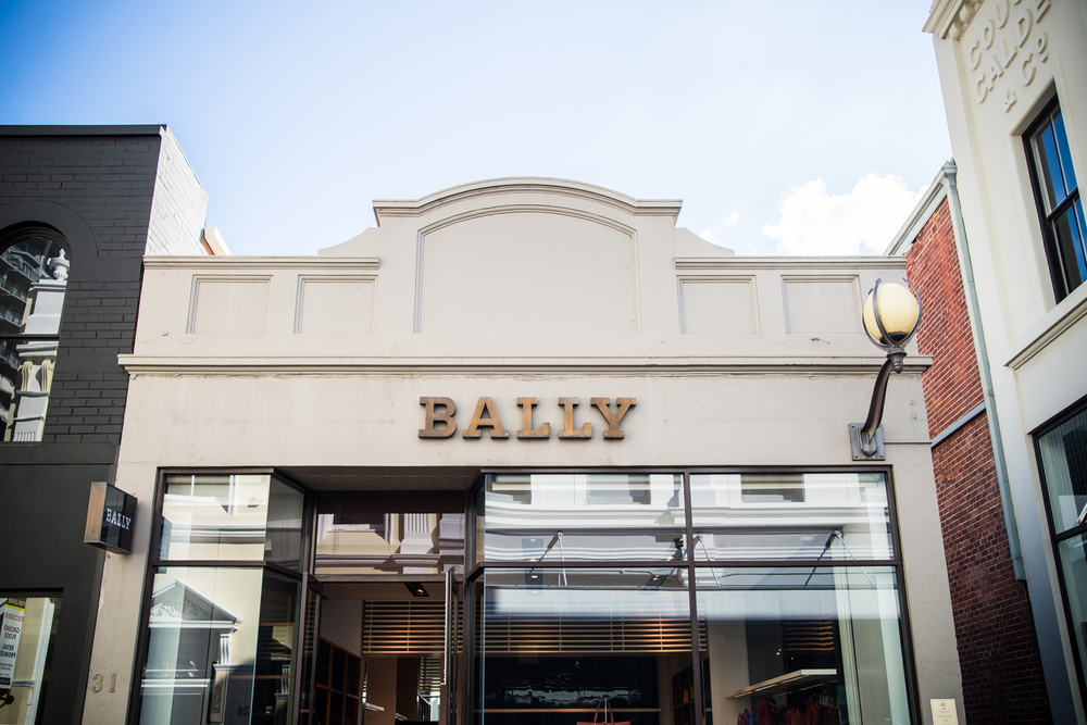 Bally King Street, Perth. Photo: Jamie Lau