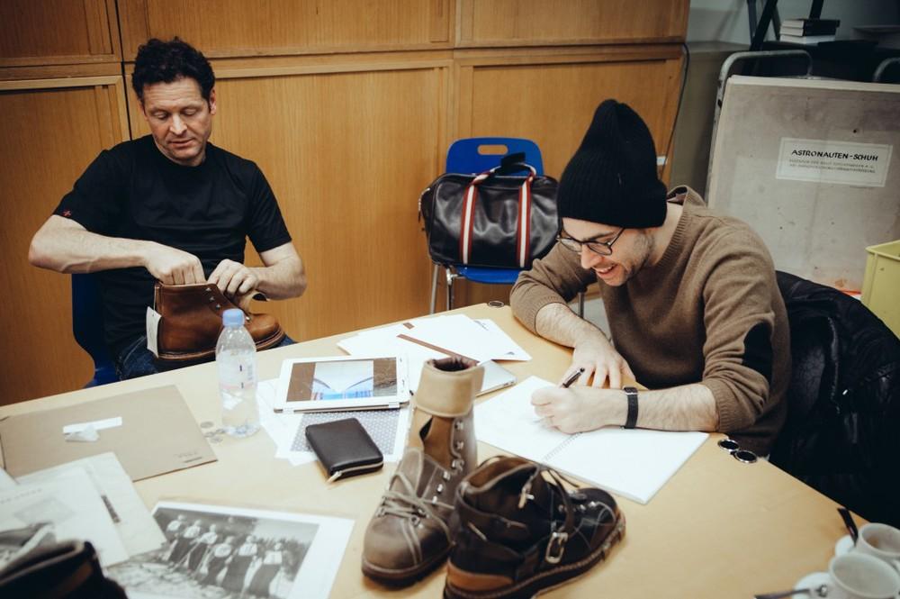 Coppola with his design team. Source: zai.ch