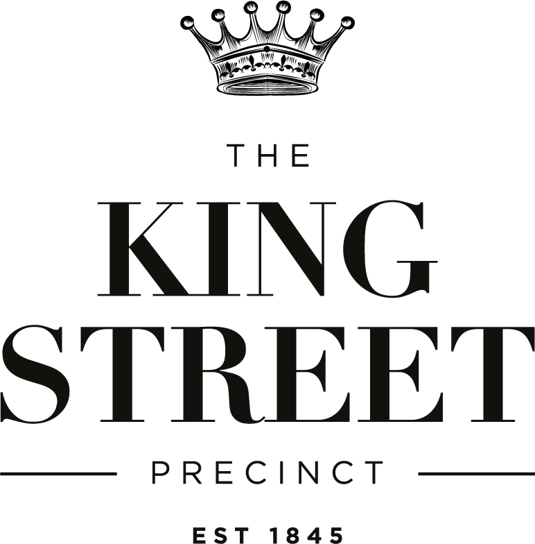 THE KING STREET PRECINCT