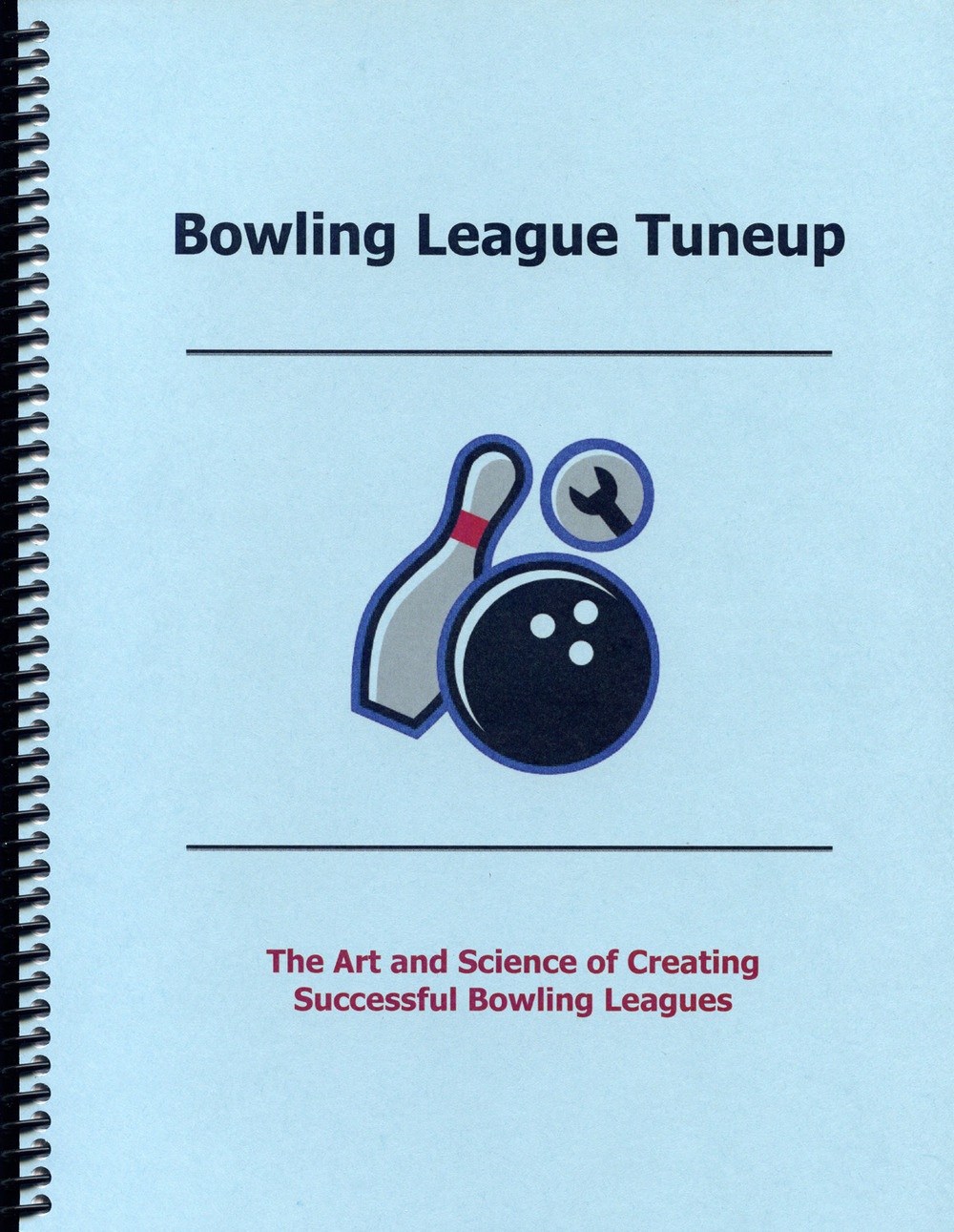 Click the manual to bring up the full Bowling League Tuneup manual in your brower's PDF viewer.