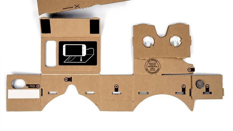 Очки виртуальной реальности своими руками для планшета 91