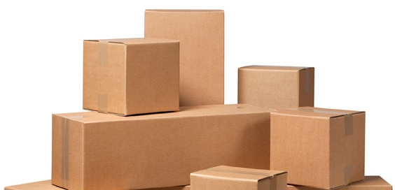BOXES & CORRUGATED ITEMS