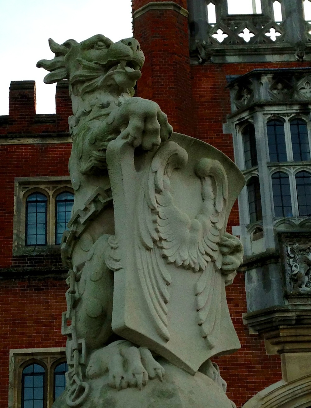Hampton Court Sentry