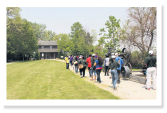 In Ontario, a historic pathway to emancipation  The Underground Railroad and the Chatham-Kent TCT   READ THE ARTICLE  >