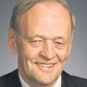 Jean Chrétien, 20th Prime Minister of Canada