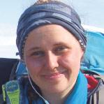 Sarah Jackson, Trail Explorer