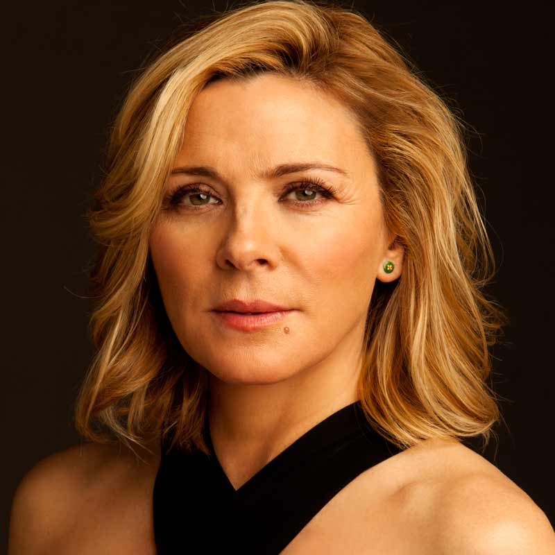 Kim Cattrall, Actress & Executive Producer