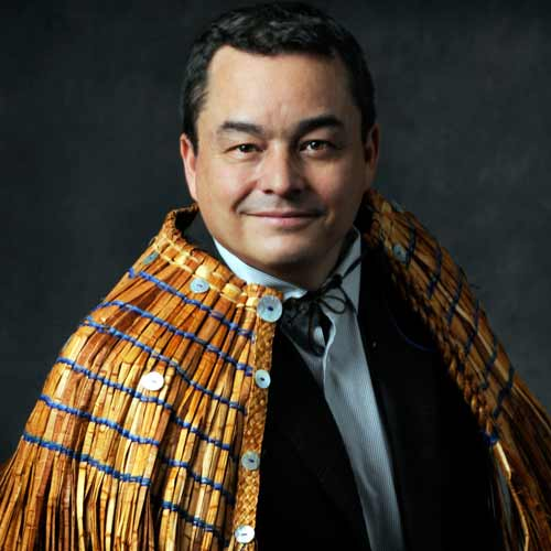 Shawn A-in-chut Atleo, 11th National Chief, Assembly of First Nations