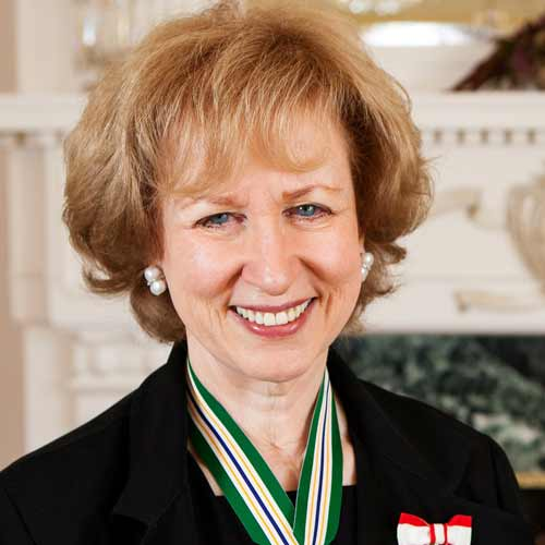 Kim Campbell, 19th Prime Minister of Canada