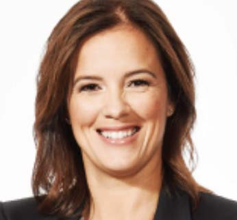 Cassie Campbell-Pascall, Olympic Gold-Medallist, Hockey Broadcaster