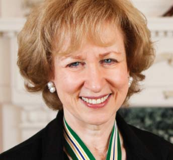 The Rt. Hon. Kim Campbell, 19th Prime Minister of Canada