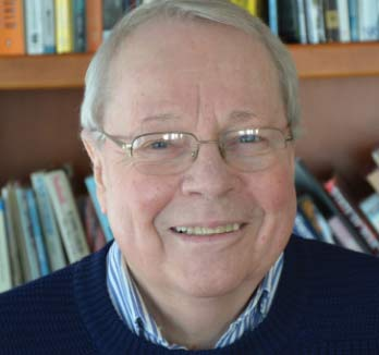 The Hon. David Crombie, Politician, Founder of the Great Lakes Waterfront trail