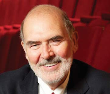 Peter Herrndorf, President and CEO, National Arts Centre