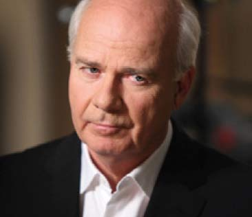 Peter Mansbridge, Former Chief Correspondent for CBC News and Anchor of The National