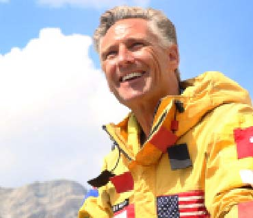 Dave Rodney, Canada's First Mt. Everest Two-time Summiteer, Alberta MLA