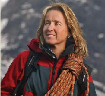 Sharon Wood, First North American Woman to Summit of Mount Everest
