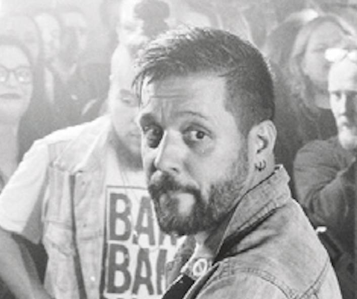 George Stroumboulopoulos, TV/Radio Host, Producer, Friend