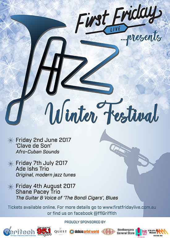 First Friday Live presents Jazz Winter Festival — Western