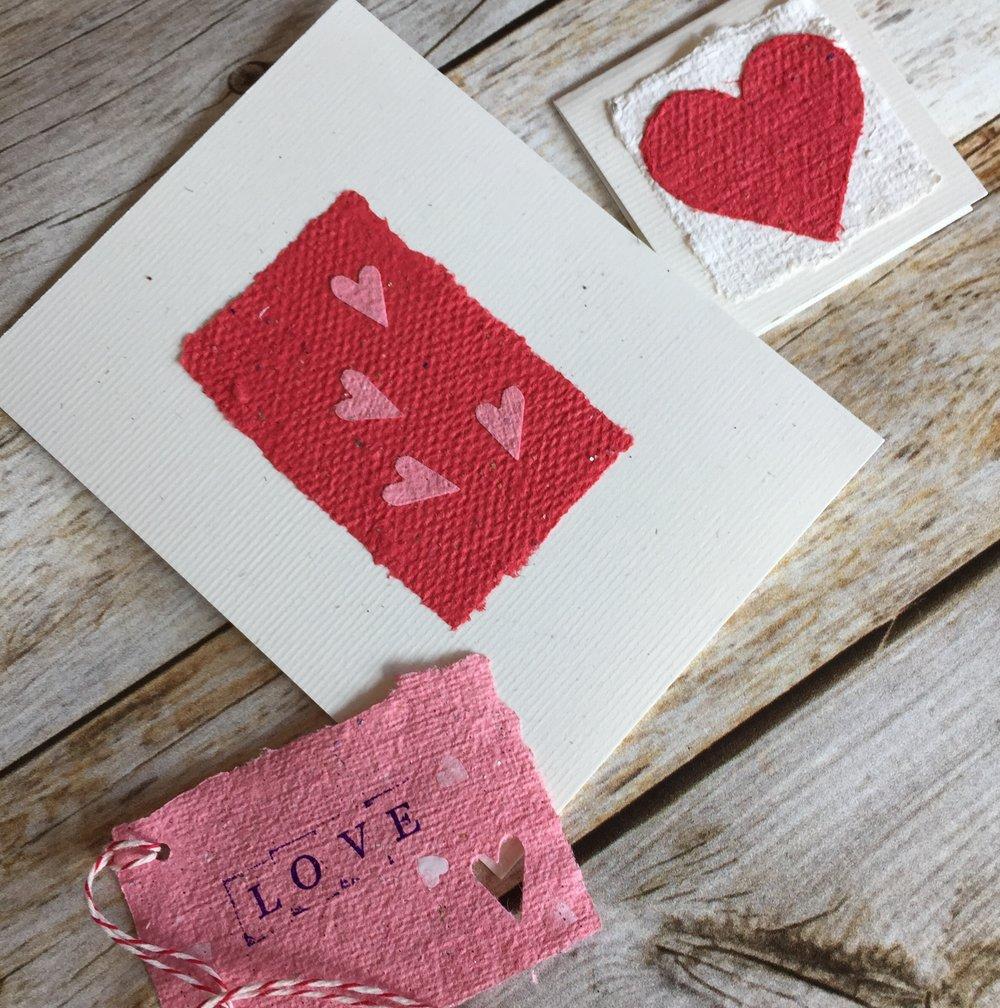 handmade-paper-valentines