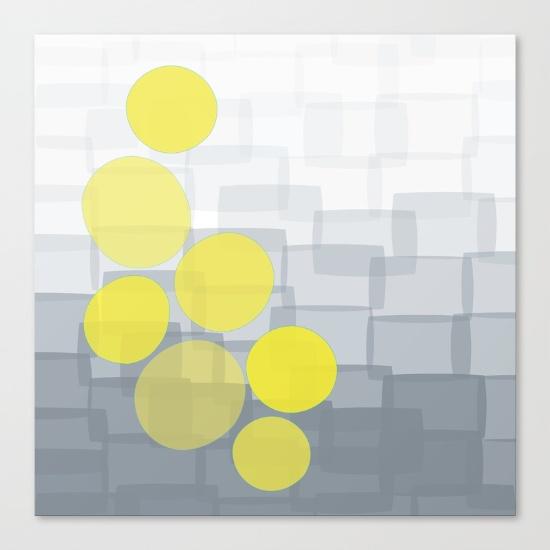 Upward Momentum canvas art print