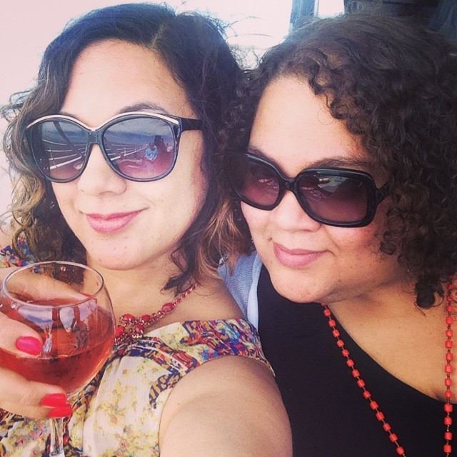Cheers from the 2 Sisters, Alexia and Tracey.
