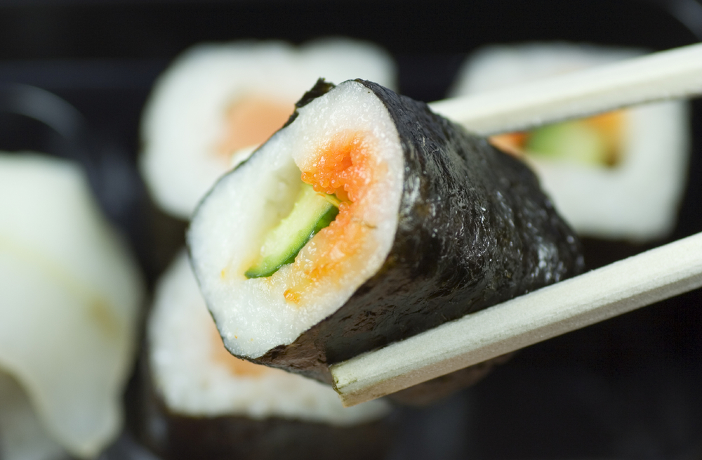Sashimi (without the white rice) is allowed in a sugar detox program, but what's the healthiest fish to eat?