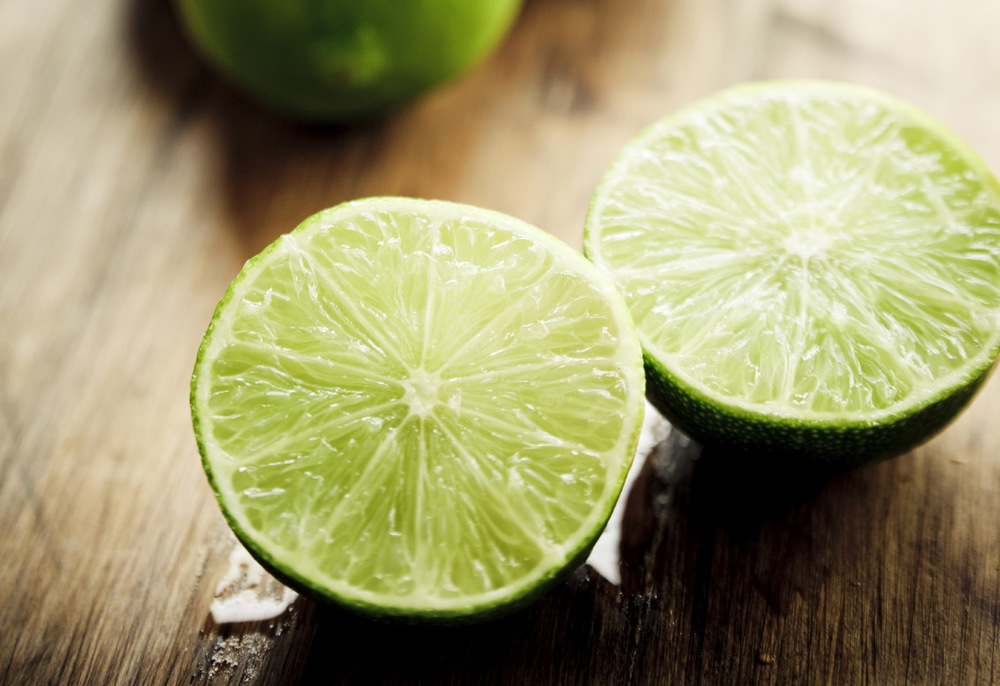 A little spritz of lime to salads and cold avocado soups is always a welcome flavor.