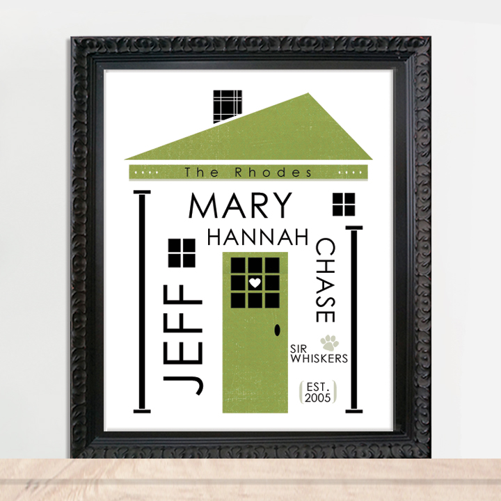 Custom Gift Ideas - Give something truly unique...