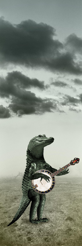 Banjo-Gator