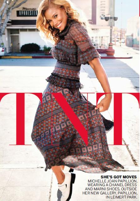Scan Vogue - July 2014