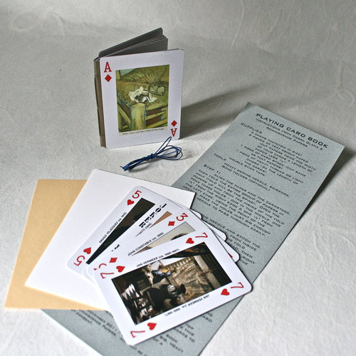 Diy make it yourself playing card book kit for crafting stocking stuffer adolescent gift diy make it yourself playing card book kit for crafting stocking stuffer adolescent gift solutioingenieria Choice Image