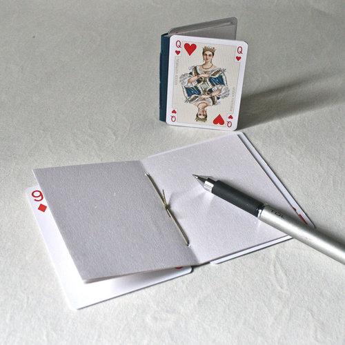 Diy make it yourself playing card book kit for crafting stocking diy make it yourself playing card book kit for crafting stocking stuffer adolescent gift solutioingenieria Gallery